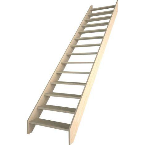 Escalier de meunier 65 cm (pin)