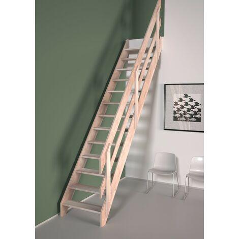Escalier De Meunier 70 cm de large - Hêtre
