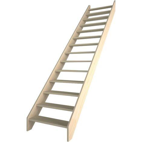 Escalier de meunier 70 cm (Pin)