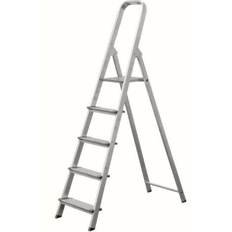 Escalier domestique 3 marches Largeur 3 marches 0,62Mt Aluminium Vivahogar