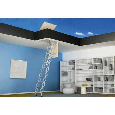 Escalier escamotable de terrasse (plusieurs tailles disponibles)