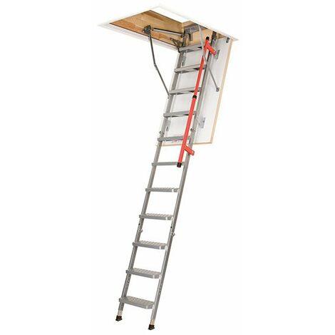 Escalier escamotable - Haute Finition - Hauteur max. sous plafond 2.80m (plusieurs tailles disponibles)