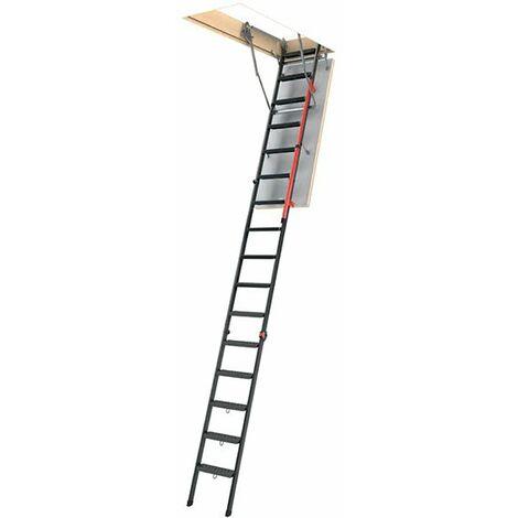 Escalier escamotable - Hauteur max. sous plafond 3.66m (plusieurs tailles disponibles)