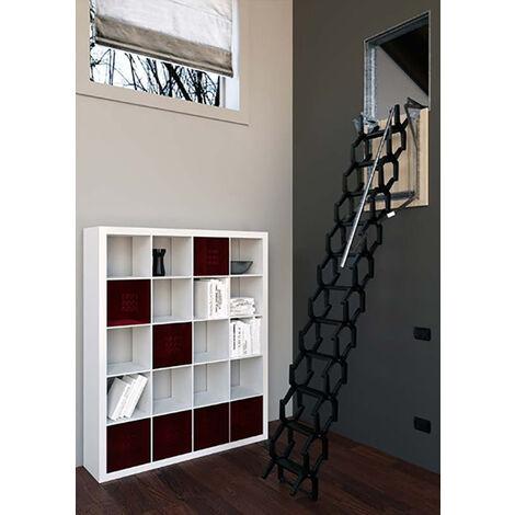 Escalier Escamotable Mural Manuelle (plusieurs tailles disponibles)