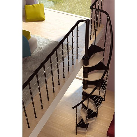 a escalier gain de place 2 couleurs de. Black Bedroom Furniture Sets. Home Design Ideas