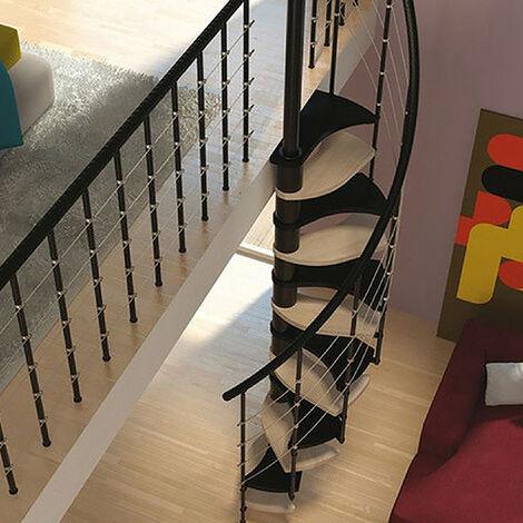 Escalier gain de place - Ø 1.32m (plusieurs tailles disponibles)