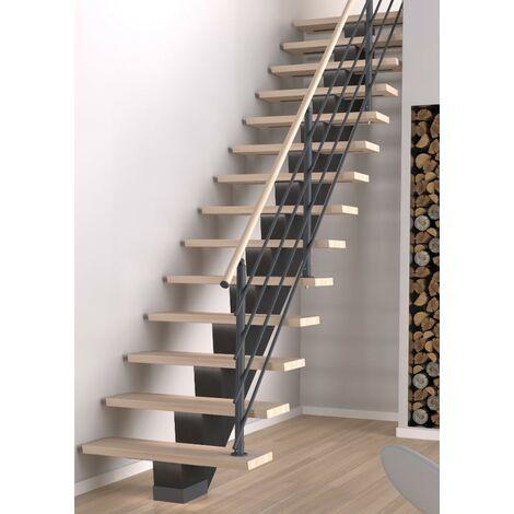 Escalier Gomera - Droit - Hêtre