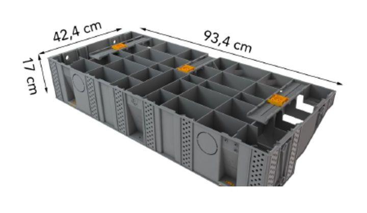 escalier modulesca bois ou dalle 100 cm modulesca im100nop12. Black Bedroom Furniture Sets. Home Design Ideas