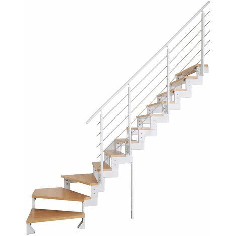 Escalier TEMPO 1/4 tournant à droite