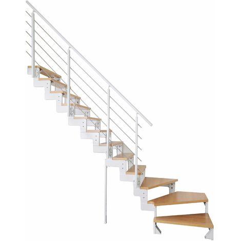 Escalier TEMPO 1/4 tournant à gauche