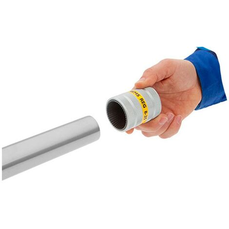 Escariador de accionamiento eléctrico 1/2 a 2-1/8 - Aluminio
