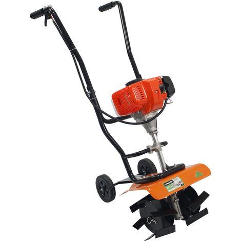 Escarificador, 1.8HP, 42.7CC - MADER® | Garden Tools