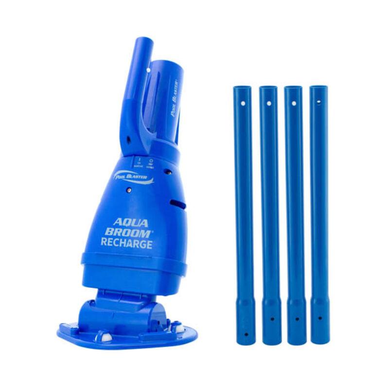 escoba de limpieza eléctrica - aquabroom recharge - Water Tech