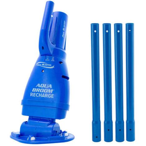 """main image of """"escoba de limpieza eléctrica - aquabroom recharge - water tech -"""""""