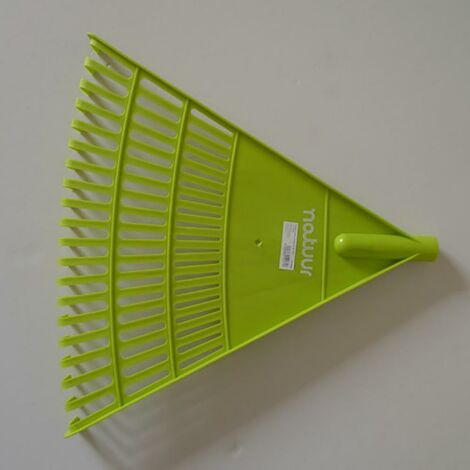 Escoba Jardin Verde Plastico Natuur Nt113624