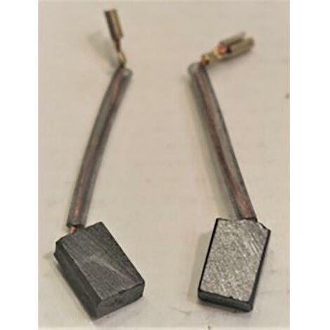 Escobilla Herramienta Electrica Nivel Amoladora Nv118878 Nv126941