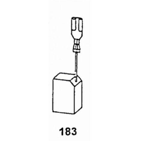 Escobilla Herramienta Electrica Pvc Bosch 1167Jx Asein 2 Pz