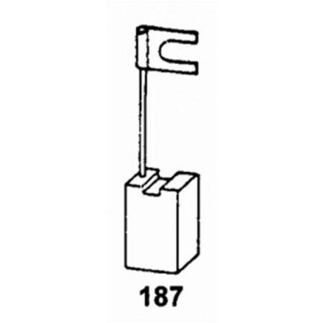 Escobilla Herramienta Electrica Pvc Bosch/Casals 1112Jx Asein 2 Pz