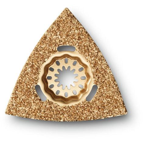 Escofina triangular de 80 mm HM SL FEIN