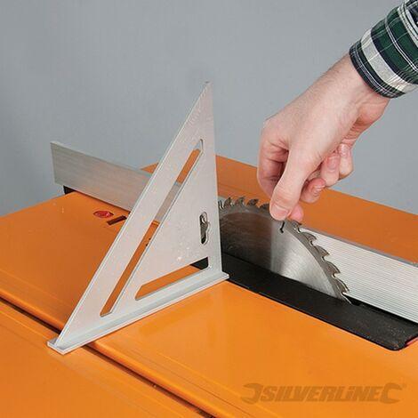 """Escuadra de aluminio resistente (7"""")"""