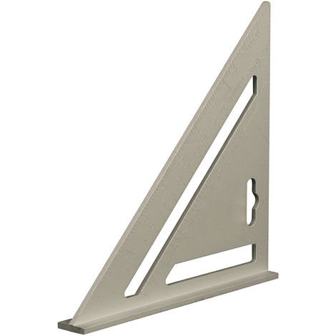 """Escuadra de aluminio resistente 7"""" - NEOFERR"""