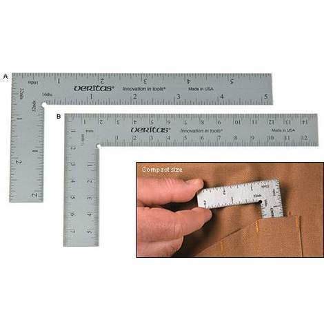 Escuadra de precisión (versión métrica) Veritas