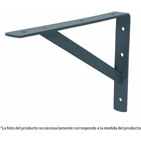 """main image of """"Escuadra ménsulas reforzada 200 x 400mm gris"""""""