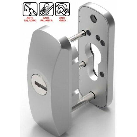 Escudo Carpinteria Metalica 90X33X28+10Mm Scutum Cr/Mt Lince