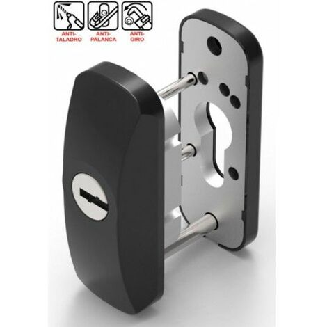 Escudo Carpinteria Metalica 90X33X28+10Mm Scutum Ne Lince