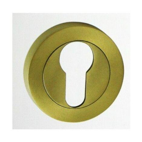 Escudo Cilindro 754To-Ob Oro Bronce Ocariz