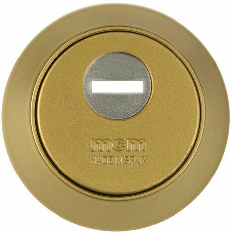 Escudo Cilindro Alta Seg. Mcm Oro 1850hs-2 1850hs-2