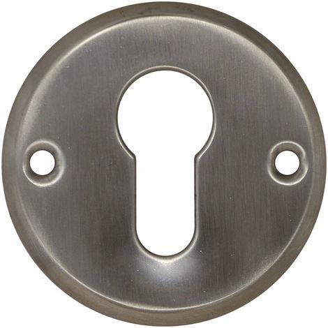 Escudo europ.diametro 60mm inox