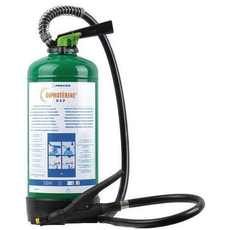 Esculape - Douche autonome portable Diphotérine 5 litres - D.A.P Diphoterine