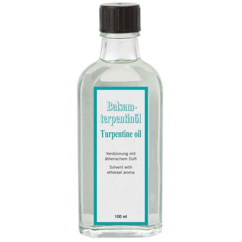 Esencia de trementina 100 ml Dictum