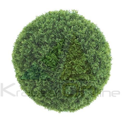 Esfera Decorativa Cipres Comun Diam. 38 Cms