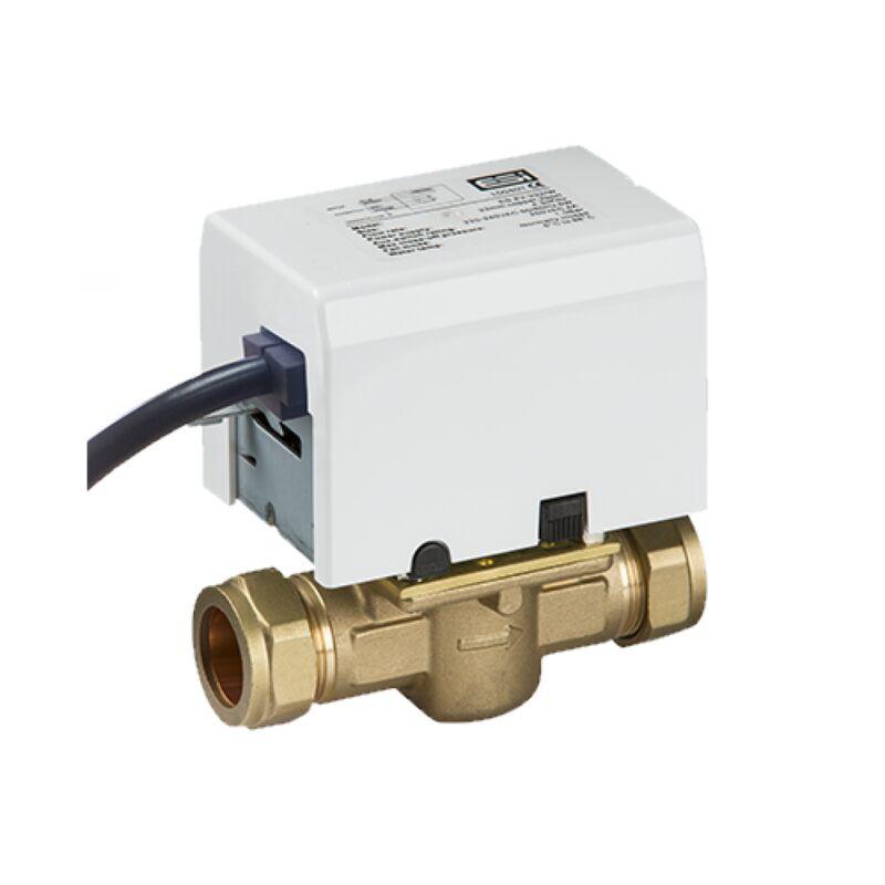 Image of 2 port zone valve 22mm & 28mm ESZV222L - ESI