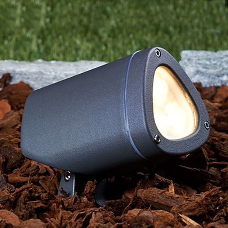 Esma Outdoor LED Spot, 2700 K, Swivelling