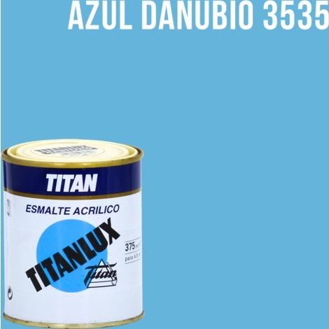 Esmalte Acrílico Brillante Titanlux Colores