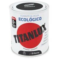 Esmalte al Agua Titanlux Ecológico Brillante