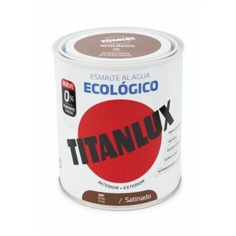 Esmalte al Agua Titanlux Ecológico Satinado