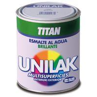Esmalte al agua Unilak Brillante