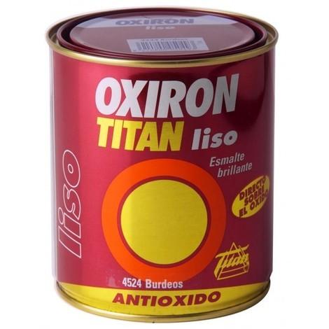 Esmalte antioxi. bri. 375 ml bl ext. oxiron titan