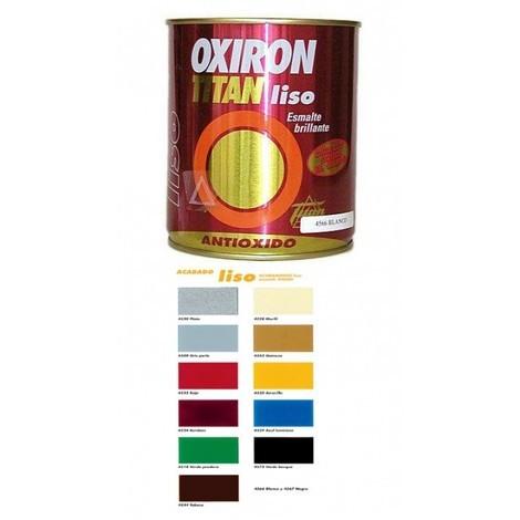 Esmalte antioxi. bri. 375 ml ne ext. oxiron titan