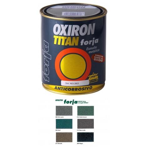 Esmalte antioxi. forja 750 ml dor ext. oxiron titan