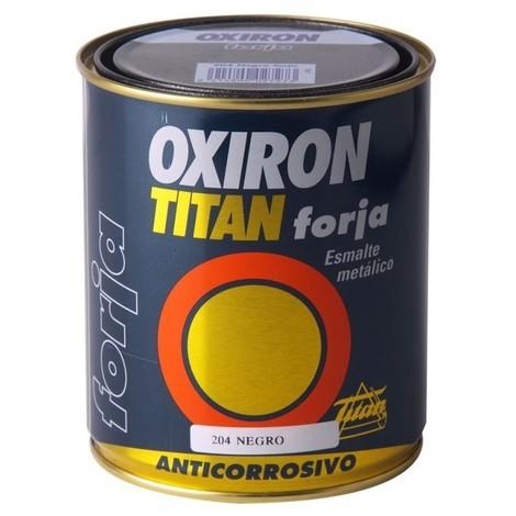 Esmalte antioxi. forja 750 ml gr/ac ext. oxiron titan