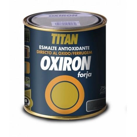 """main image of """"Esmalte antioxi. forja 750 ml ne ext. oxiron titan"""""""