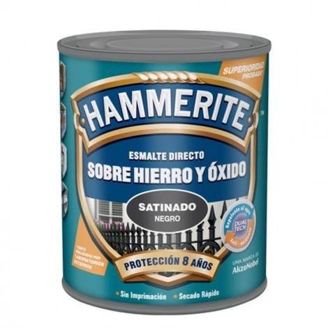 Esmalte antioxi. sat. 2,5 lt gr/os ext. hammerite
