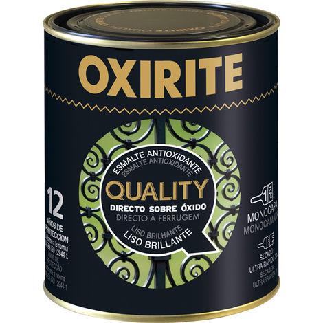 Esmalte Antioxidante Oxirite Quality Monocapa 12 años