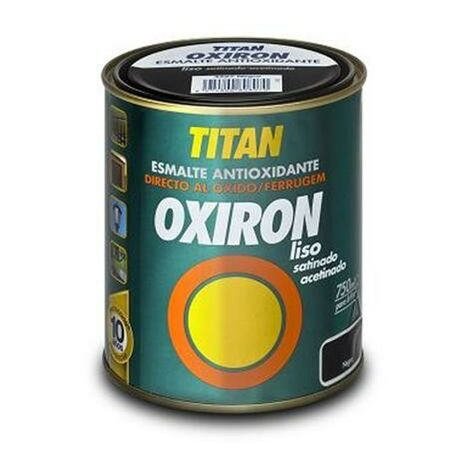ESMALTE ANTIOXIDANTE OXIRON GRIS ACERO 375ML