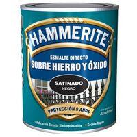 Esmalte Antioxidante Satinado 750 Ml Blanco Exterior Hammerite
